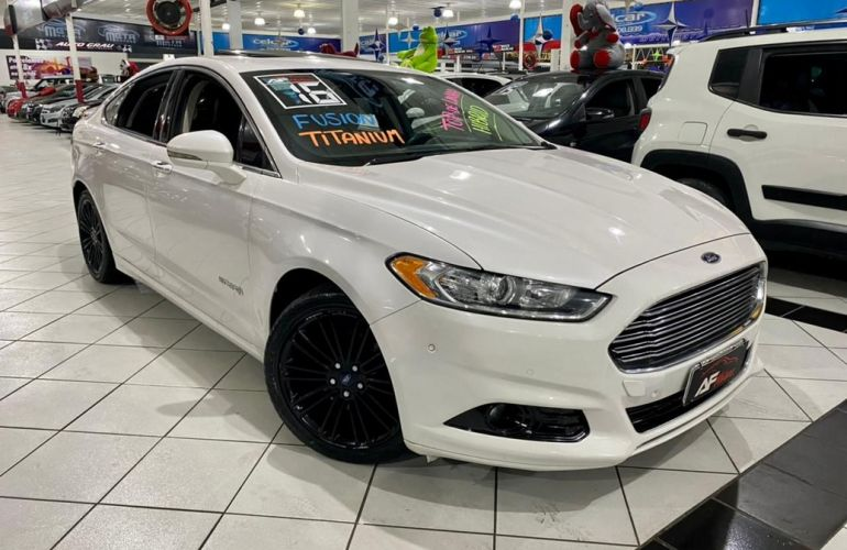 Ford Fusion 2.0 Titanium Plus 16v - Foto #1