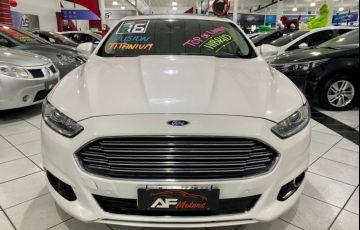 Ford Fusion 2.0 Titanium Plus 16v - Foto #3