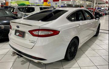 Ford Fusion 2.0 Titanium Plus 16v - Foto #6