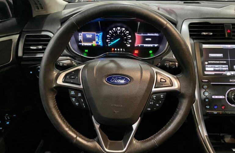 Ford Fusion 2.0 Titanium Plus 16v - Foto #10