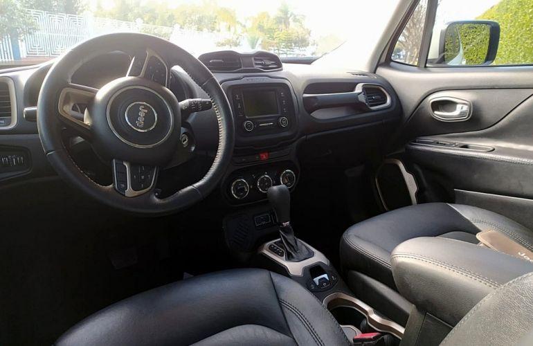 Jeep Renegade 1.8 Longitude (Aut) - Foto #6
