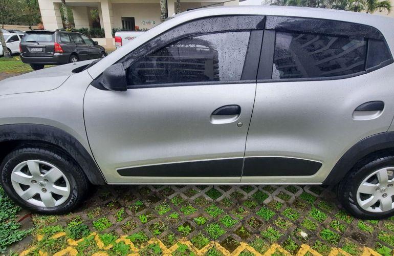 Renault Kwid Zen 1.0 12v SCe (Flex) - Foto #7