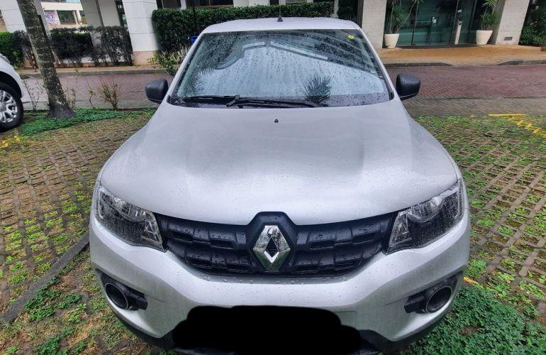 Renault Kwid Zen 1.0 12v SCe (Flex) - Foto #10