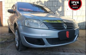 Renault Logan 1.6 Expression 8V Hi-flex 4p Manual - Foto #2