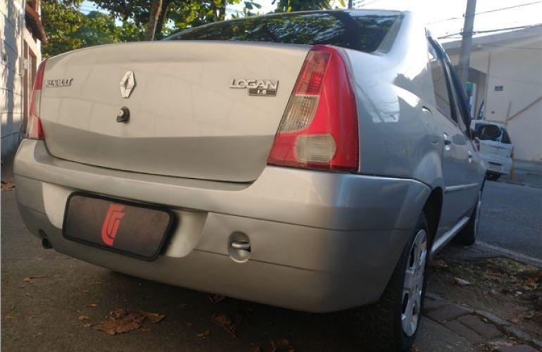 Renault Logan 1.6 Expression 8V Hi-flex 4p Manual - Foto #5