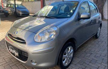 Nissan March 1.0 16V S (Flex)