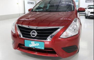 Nissan Versa SV CVT 1.6 16V Flex