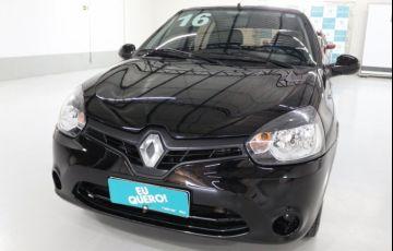 Renault Clio Expression 1.0 16V Hi-Flex