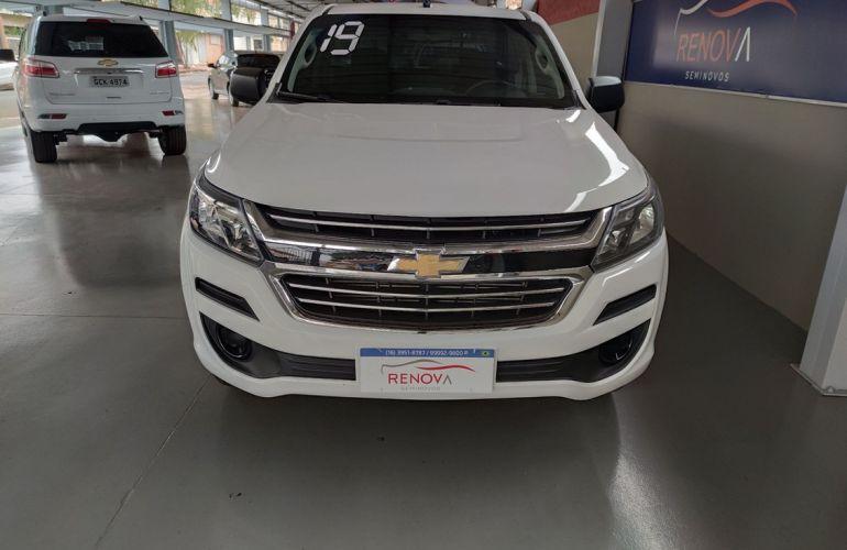 Chevrolet S10 2.8 LS 4x4 CS 16V Turbo - Foto #1