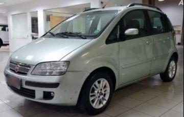 Fiat Idea 1.4 MPi Elx 8v