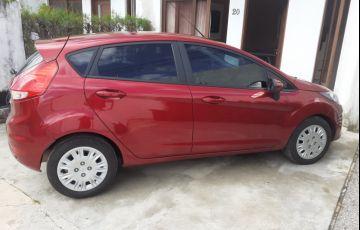 Ford Fiesta Hatch SE Rocam 1.6 (Flex) - Foto #2
