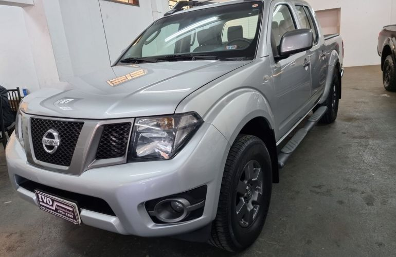 Nissan Frontier 2.5 SV Attack 4x4 CD Turbo Eletronic - Foto #3