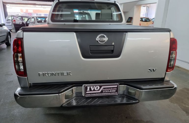 Nissan Frontier 2.5 SV Attack 4x4 CD Turbo Eletronic - Foto #5