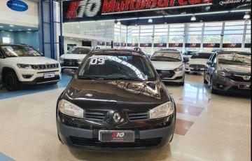 Renault Megane 1.6 Expression Grand Tour 16v