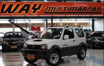 Suzuki Jimny 1.3 4work 4x4 16v