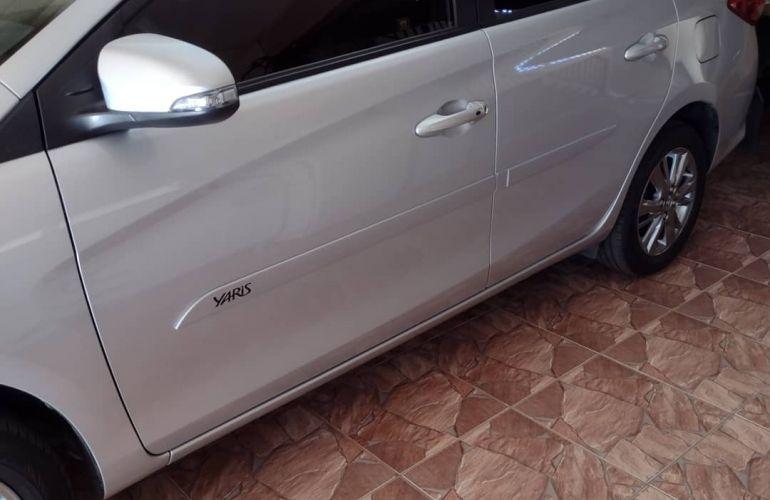 Toyota Yaris Sedan 1.5 XL Plus Connect CVT - Foto #8