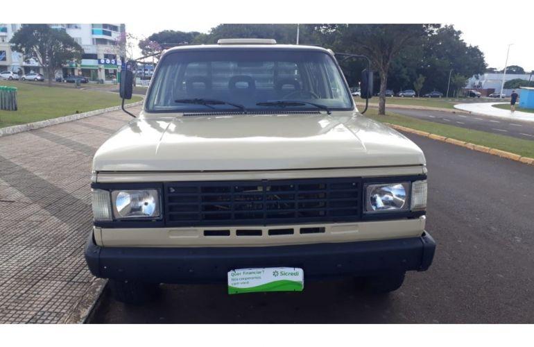 Chevrolet D20 Pick Up Custom S 4.0 (Cab Simples) - Foto #6