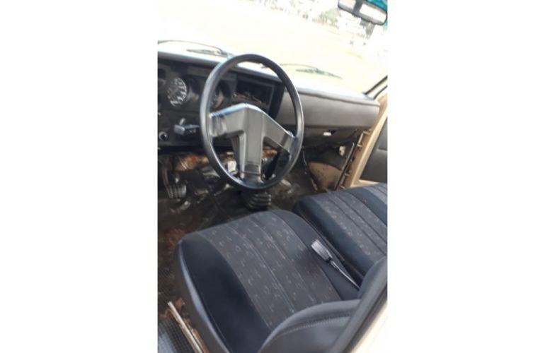 Chevrolet D20 Pick Up Custom S 4.0 (Cab Simples) - Foto #8