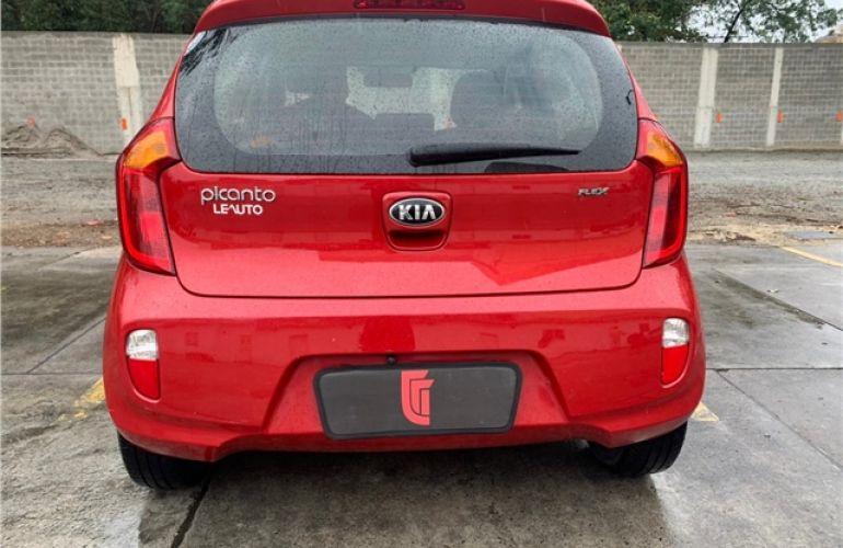 Kia Picanto 1.0 EX 12v Flex 4p Automático - Foto #4