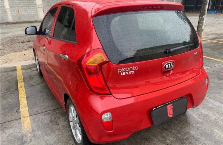 Kia Picanto 1.0 EX 12v Flex 4p Automático - Foto #5