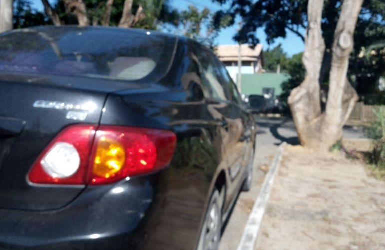 Toyota Corolla Sedan GLi 1.8 16V (flex) - Foto #4