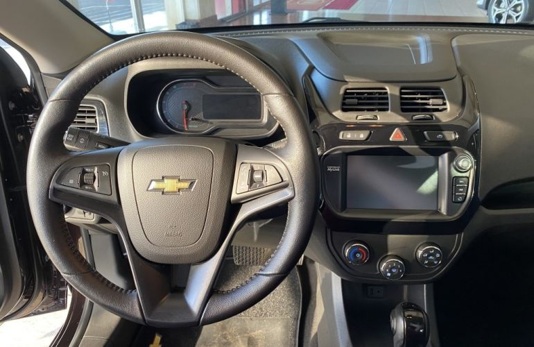 Chevrolet Cobalt Elite 1.8 8V (Aut) (Flex) - Foto #9