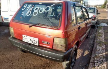Fiat Uno Mille SX 1.0 IE 4p - Foto #2