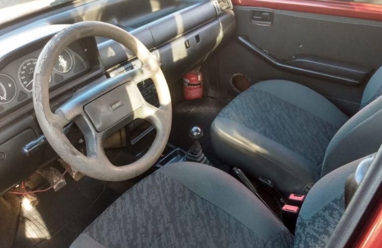 Fiat Uno Mille SX 1.0 IE 4p - Foto #5