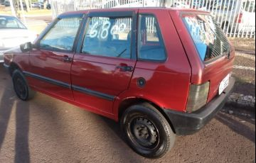 Fiat Uno Mille SX 1.0 IE 4p - Foto #9
