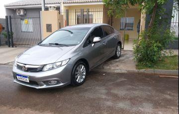 Honda New Civic LXL 1.8 16V i-VTEC (Aut) (Flex) - Foto #6