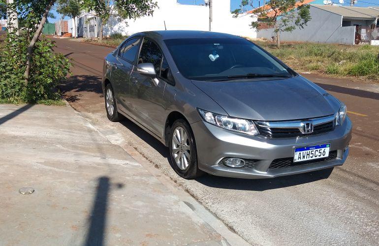 Honda New Civic LXL 1.8 16V i-VTEC (Aut) (Flex) - Foto #9