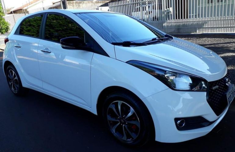 Hyundai HB20 1.6 R Spec (Aut) - Foto #4