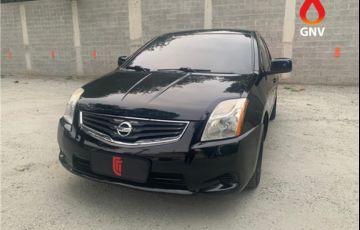 Nissan Sentra 2.0 16V Flex 4p Automático