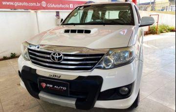 Toyota Hilux Sw4 3.0 Srv 4x4 7 Lugares 16V Turbo Intercooler - Foto #2