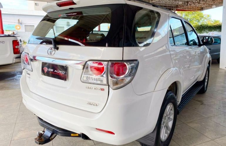 Toyota Hilux Sw4 3.0 Srv 4x4 7 Lugares 16V Turbo Intercooler - Foto #3