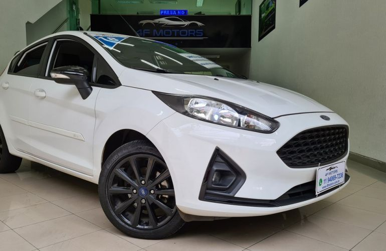 Ford Fiesta 1.0 EcoBoost SEL Style - Foto #1