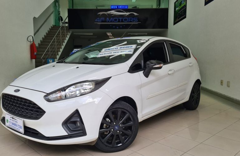 Ford Fiesta 1.0 EcoBoost SEL Style - Foto #2