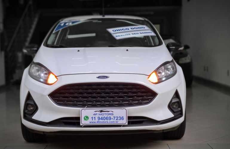 Ford Fiesta 1.0 EcoBoost SEL Style - Foto #3
