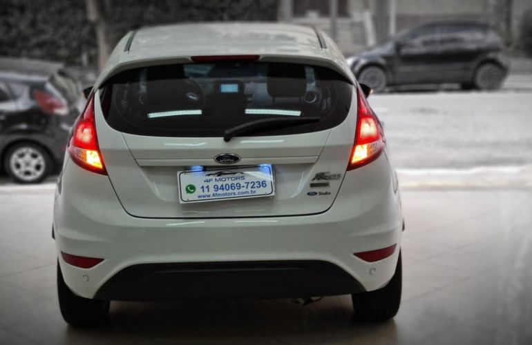 Ford Fiesta 1.0 EcoBoost SEL Style - Foto #4