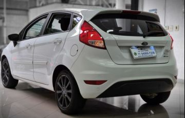 Ford Fiesta 1.0 EcoBoost SEL Style - Foto #5