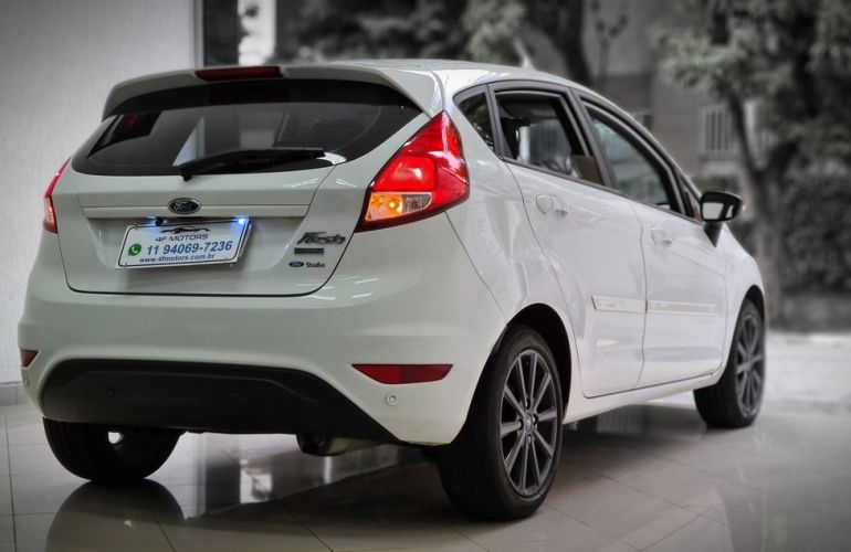 Ford Fiesta 1.0 EcoBoost SEL Style - Foto #6