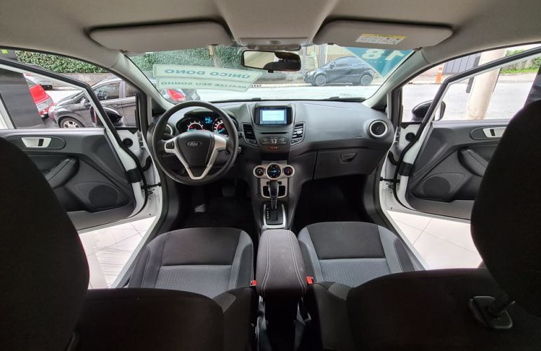 Ford Fiesta 1.0 EcoBoost SEL Style - Foto #7