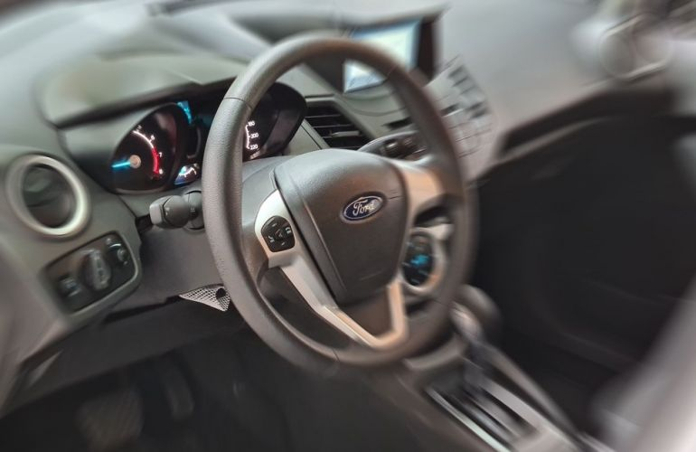 Ford Fiesta 1.0 EcoBoost SEL Style - Foto #8