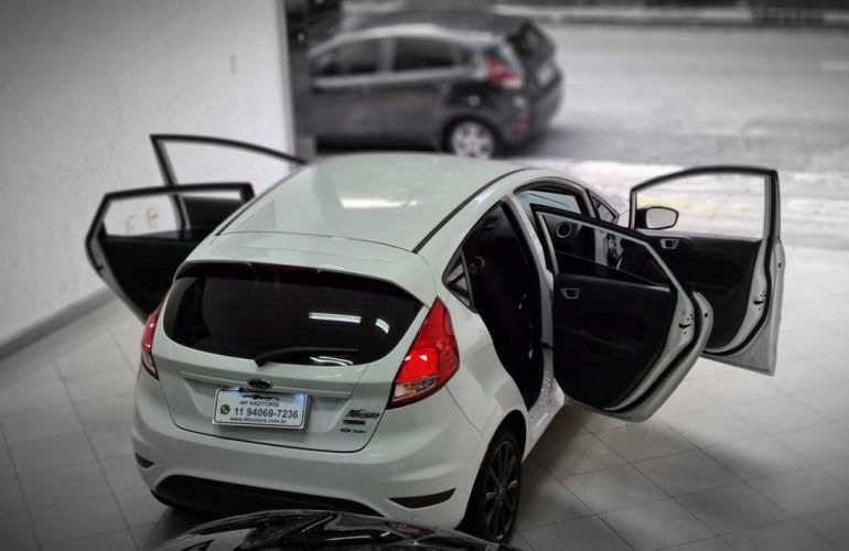 Ford Fiesta 1.0 EcoBoost SEL Style - Foto #9