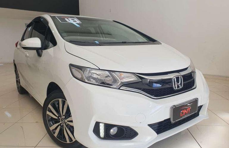 Honda Fit 1.5 EX 16v - Foto #3
