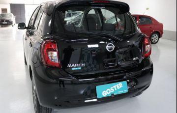 Nissan March SL CVT 1.6 16V Flex - Foto #4