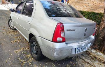 Renault Logan Privilège 1.6 16V (flex) - Foto #10