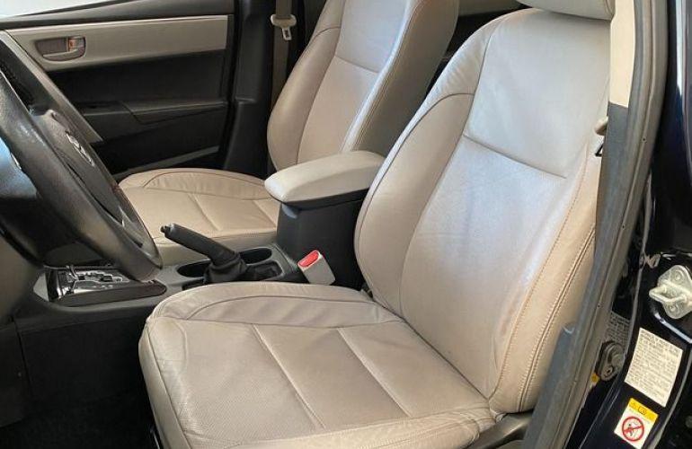 Toyota Corolla GLI Upper 1.8 16V Flex - Foto #7