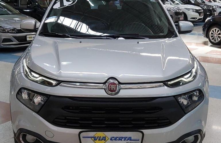 Fiat Toro 2.0 16V Turbo Freedom - Foto #7