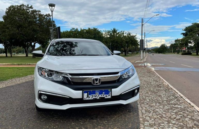 Honda Civic 2.0 EX CVT - Foto #1